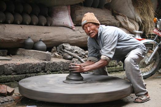 N pal 2011 gd tour des annapurnas - Fabriquer un tour de potier ...
